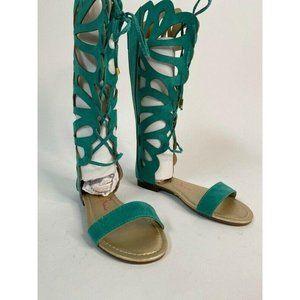 Bella Marie Womens Fantacy-5 Gladiator Sandals
